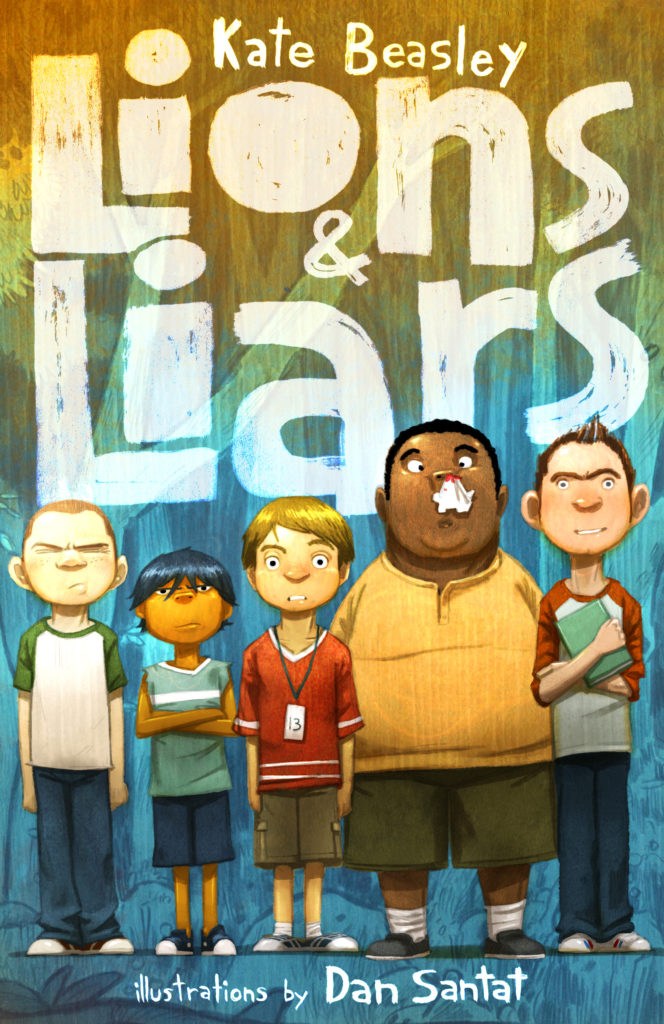Lions and Liars cover